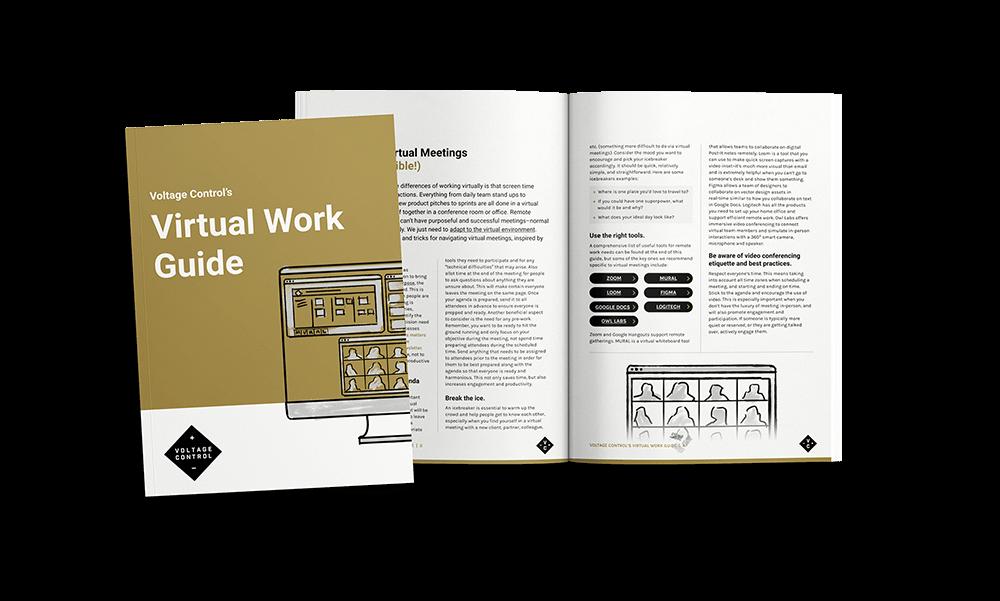 Virtual Work Guide