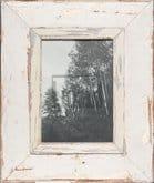 Bilderrahmen aus Recyclingholz von der Luna Design Company