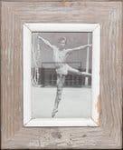 Vintage-Bilderrahmen für Fotos DIN A5