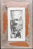 Schmaler Vintage-Bilderrahmen für Panoramafotos