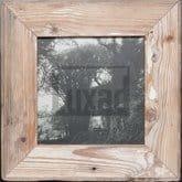 Quadratischer Bilderrahmen aus recyceltem Holz aus Kapstadt