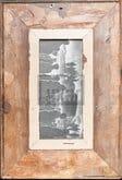 Panorama-Bilderrahmen aus altem Holz aus Kapstadt
