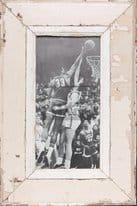 Panorama-Vintage-Bilderrahmen aus Kapstadt