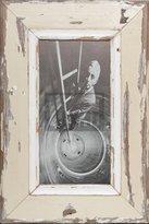 Panorama-Vintage-Bilderrahmen aus Südafrika
