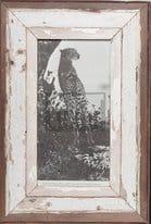 Vintage-Panorama-Bilderrahmen für Panoramafotos