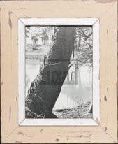 Vintage-Bilderrahmen für Fotos DIN A4
