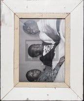 Holzrahmen für Fotos ca. 21 x 29,7 cm