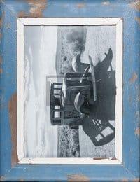 Vintage-Bilderrahmen aus altem Holz von Luna Designs