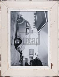 Altholz-Bilderrahmen für ca. 29,7 x 42 cm große Fotos