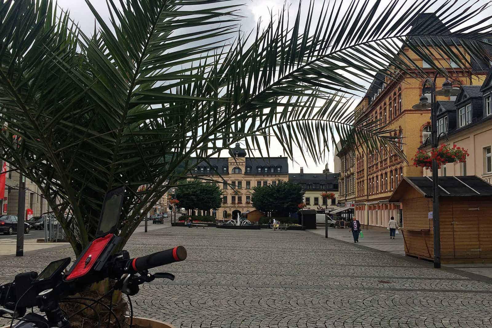 Marktplatz Aue