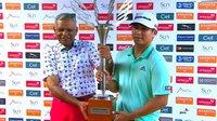 Afrasia Bank Mauritius Open winner