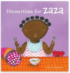 Dinnertime for zaza