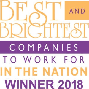 iVision named National Best and Brightest Company 2018