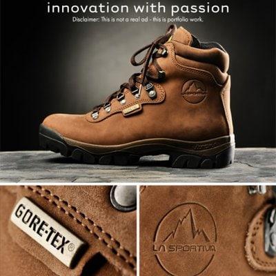 Product Shot - Rivonia, Johannesburg - La Sportiva Boots