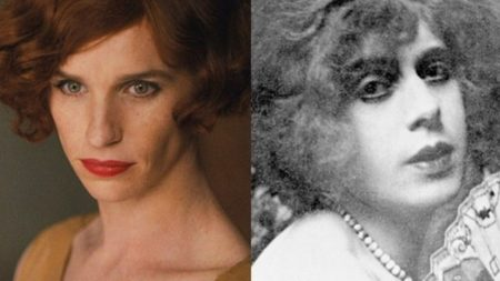 The Danish Girl transgenero