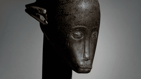 Classical African Statue Art Sale Museum Auction