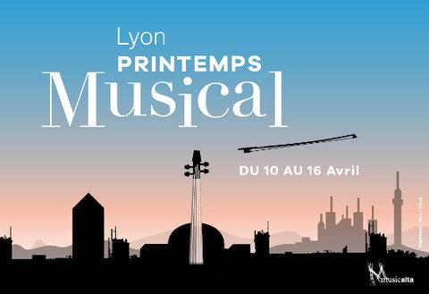Lyon Printemps Musical – Les réservations sont ouvertes !