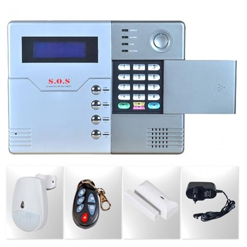 S-40 SMGP Kablosuz Alarm Sistemi 1