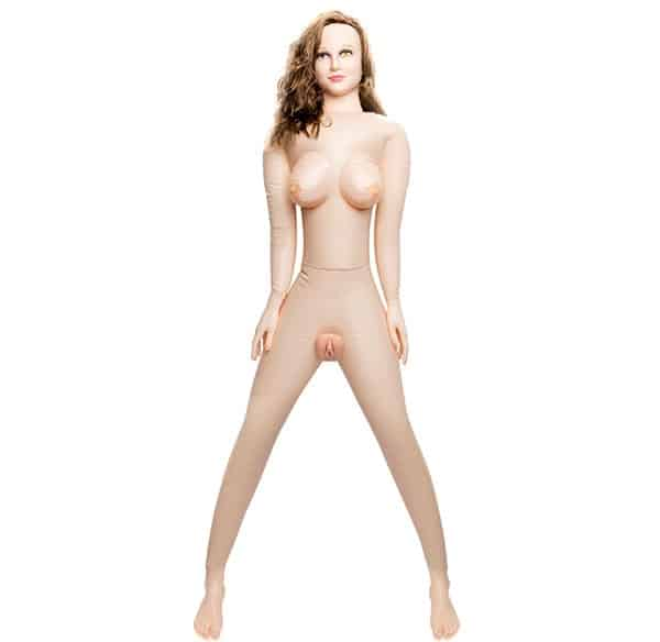 inflatable sex doll with breasts and vagina