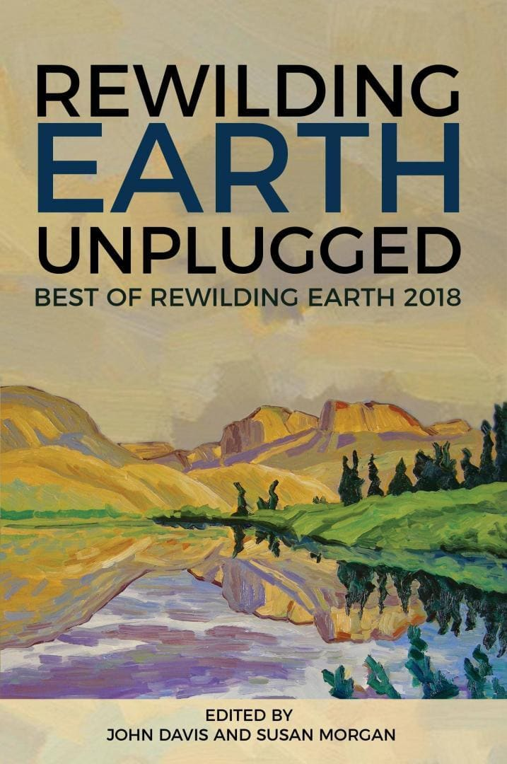 rewilding earth unplugged book cover