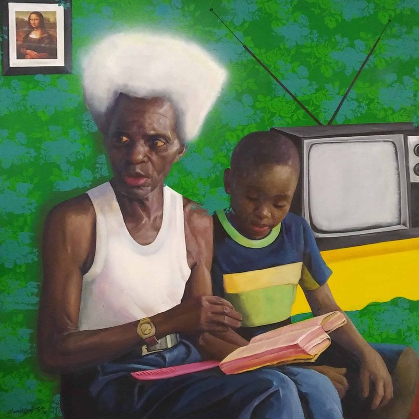 Oluwole Omofemi - Father and Son