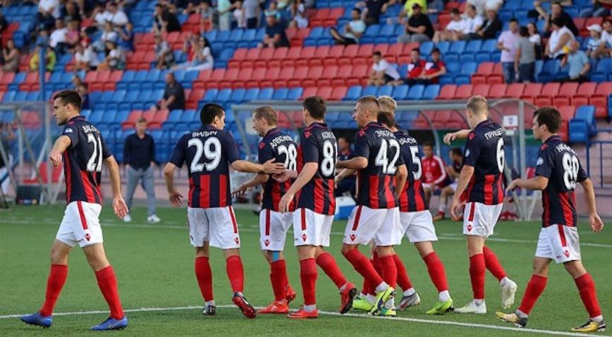 футболисты Минска