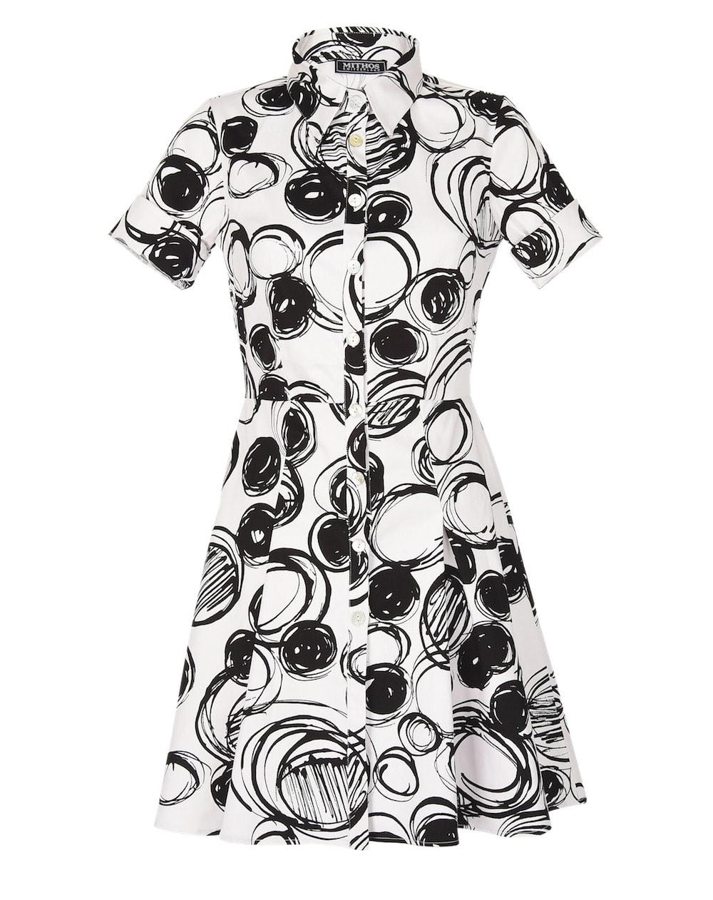 Kleid in 360 Grad