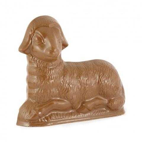czekoladowy baranek