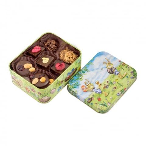 Czekoladki z belgijskiej czekolady
