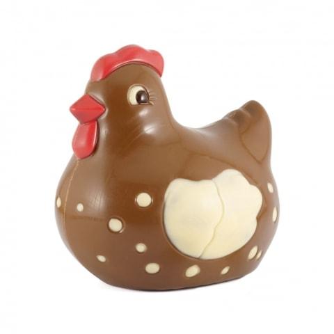 kura z czekolady