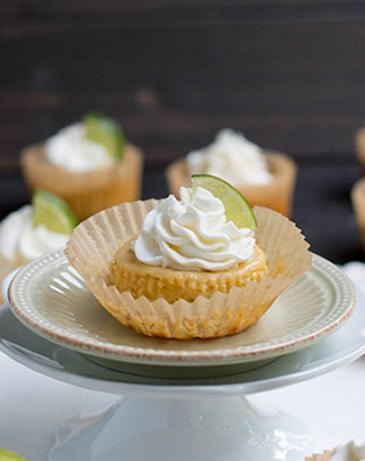 Easy Mini Key Lime Pies