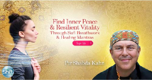 Discover How to Find Inner Peace Through Sufi Breathing Exercises & Healing Mantras