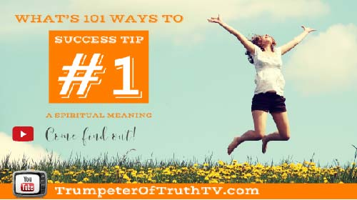 101 Ways to Success #1 from the Teachings of Dr. David R. Hawkins