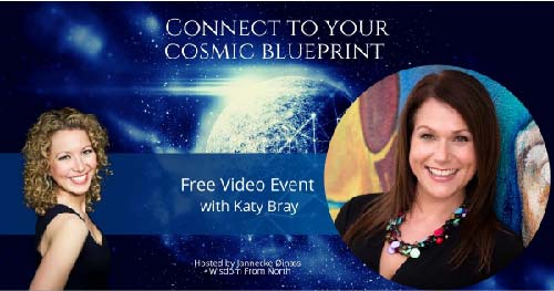 Connect to Your Cosmic Blueprint Start to Live Your Life on Purpose