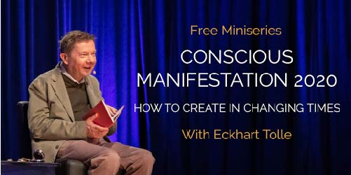 Explore 3 Key Eckhart Tolle Videos: How to Create In Changing Times