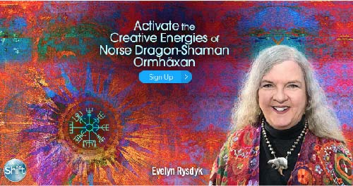 Norse Shamanic Practices to Activate Creative Energies of Dragon
