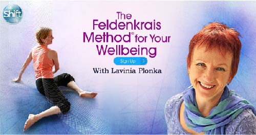The Feldenkrais Method® for Your Wellbeing with Lavinia Plonka