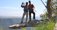 Oribi Gorge and Lake Eland Adventure Tour from Durban
