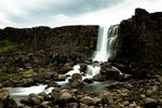 Pingvellir Waterfall