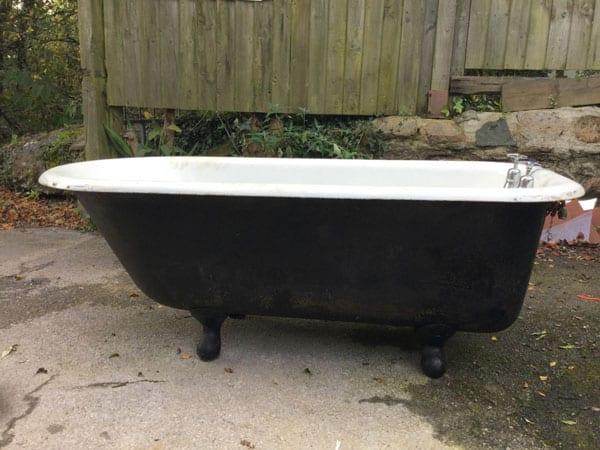 Длинная ванна