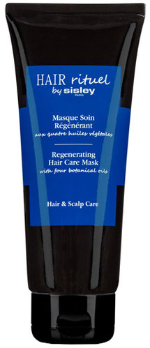 Sisley Paris Regenerating Hair Care Mask | 40plusstyle.com
