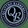 Gentleman's Barber | Surrey | Quattro Barbers Logo