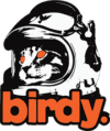 birdy cat logo