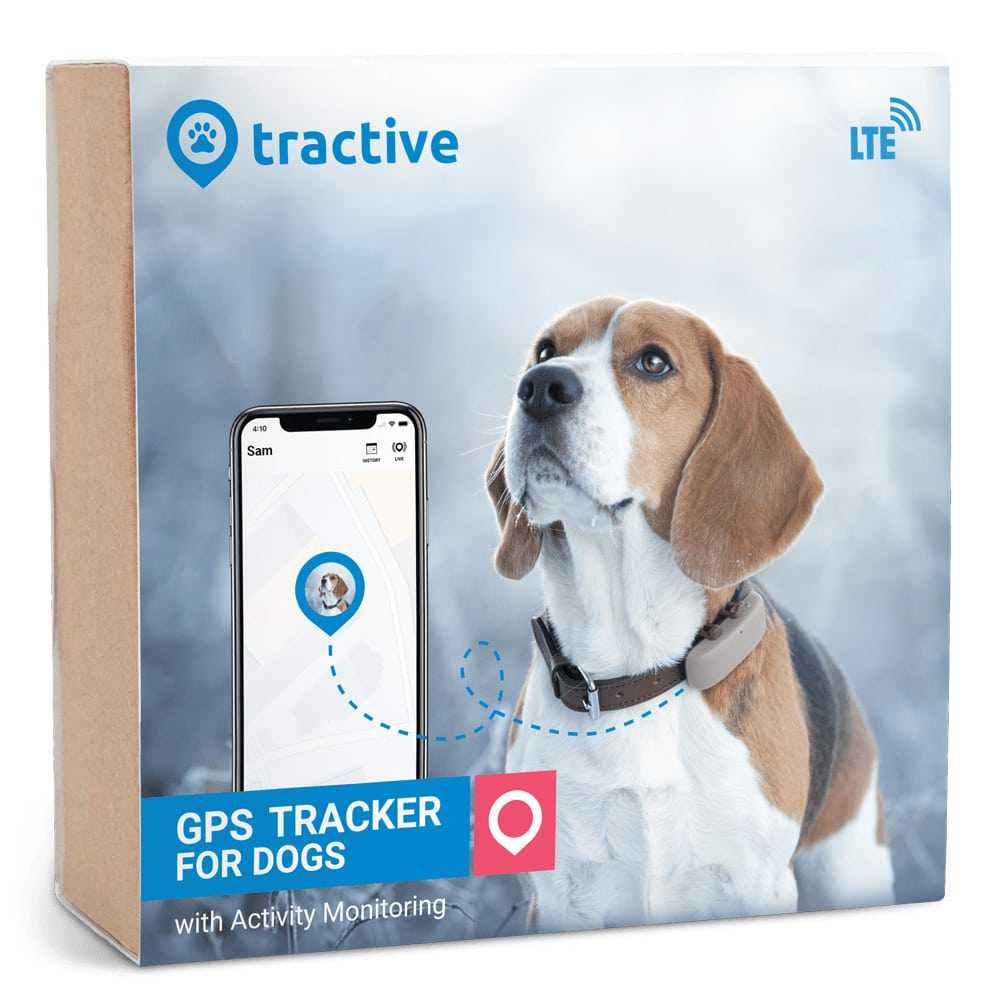 Tractive – GPS Tracker For Dogs
