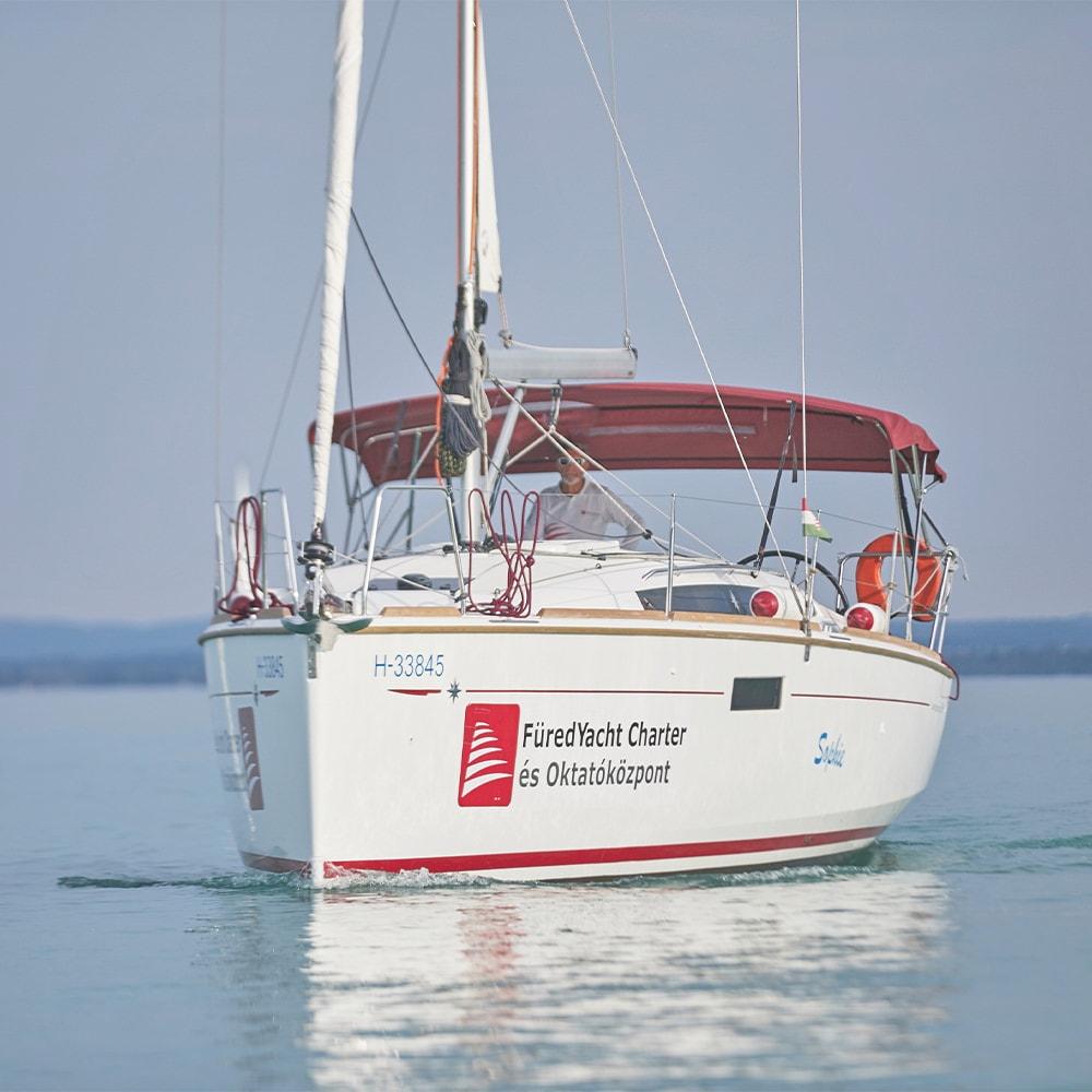 Jeanneau Sun Odyssey 349 vitorlásbérlés | Füredyacht Charter