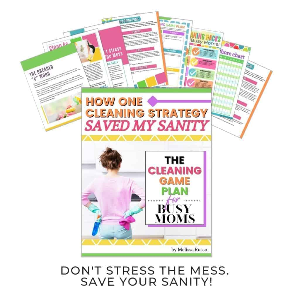 Don't Stress The Mess
