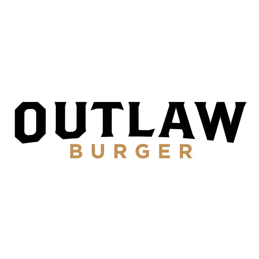 outlaw burger logo