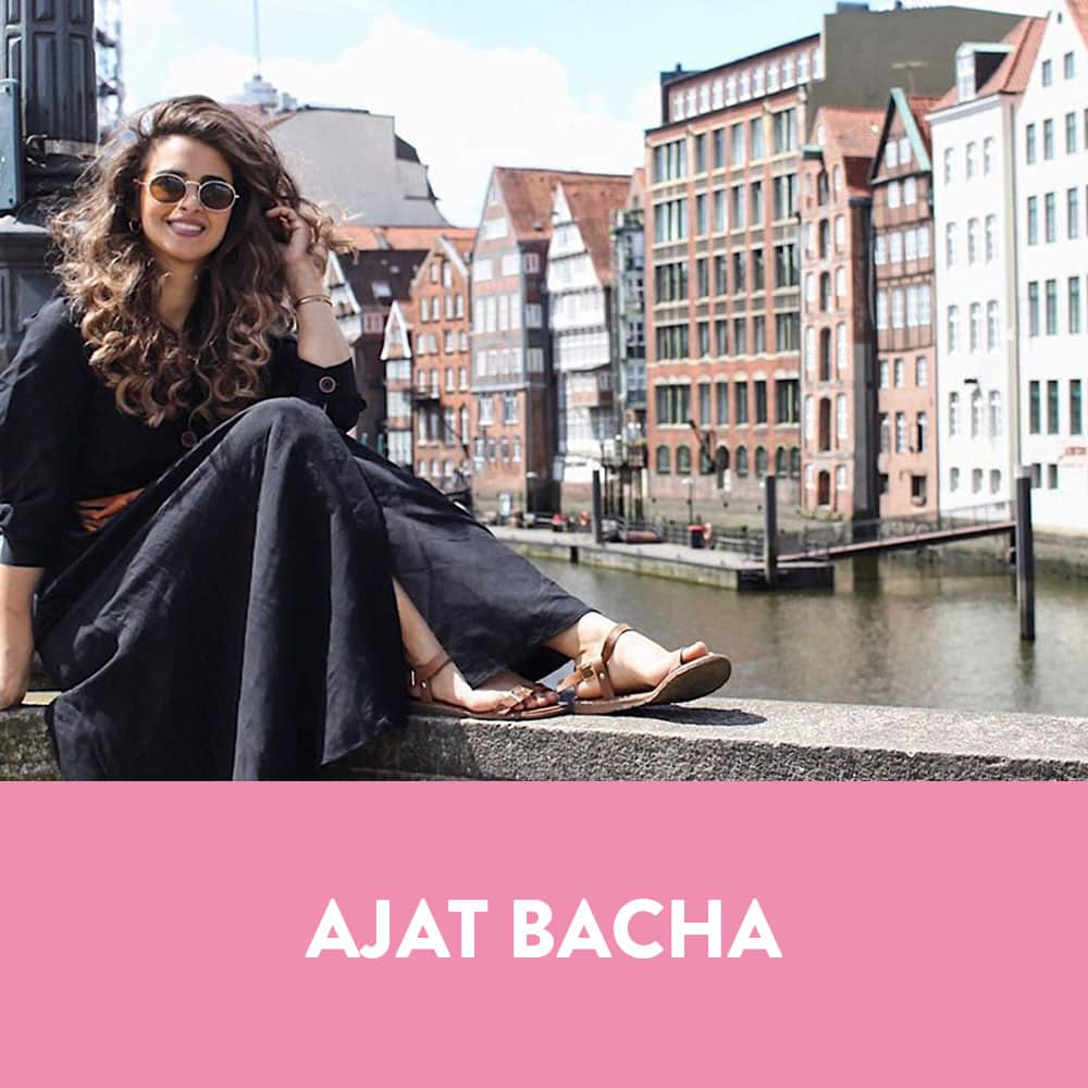 Influencers in Germany - Ajat Bacha