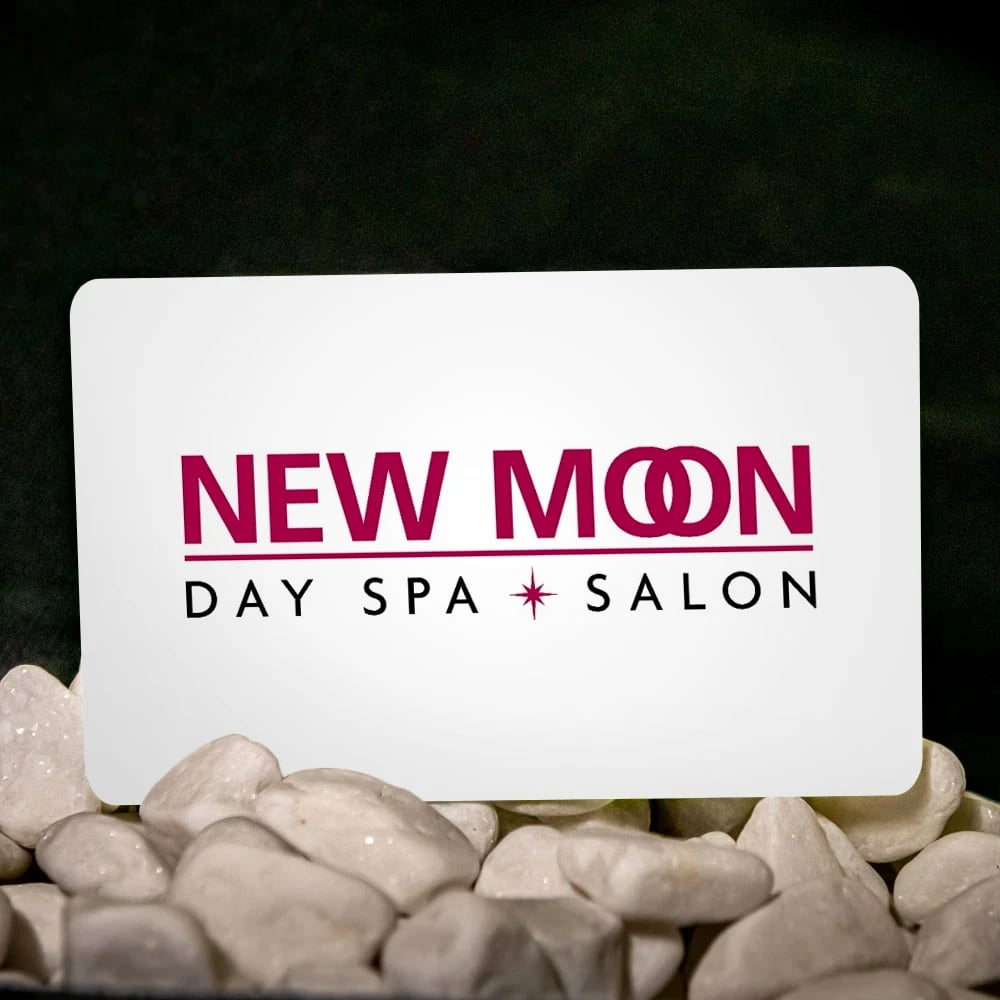 New Moon Spa Gift Card
