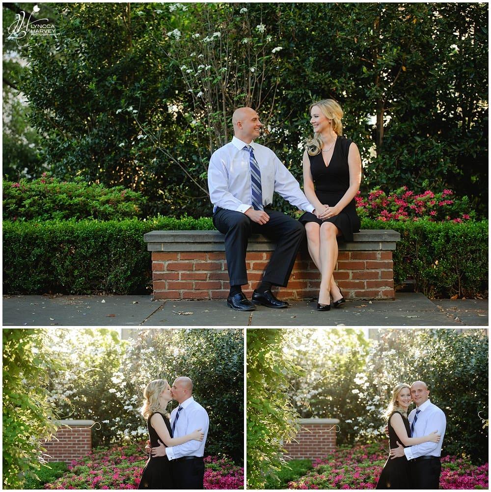 Dallas/Fort Worth Engagement Photographer   Arlington Hall at Lee Park   Lyncca Harvey Photography